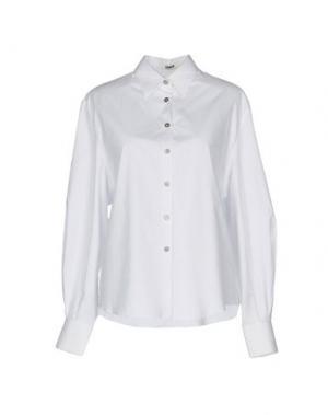 Pубашка JOURDEN. Цвет: белый