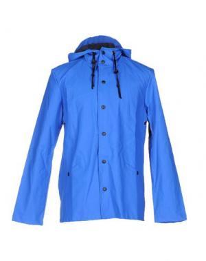 Куртка STILOSOPHY INDUSTRY. Цвет: синий