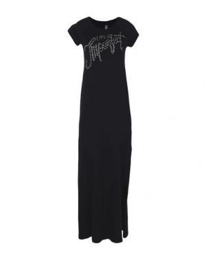 Длинное платье !M?ERFECT. Цвет: черный