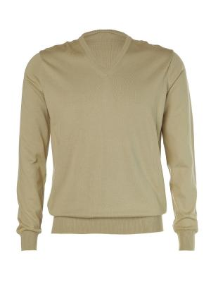 Пуловер Kangra. Цвет: темно-бежевый