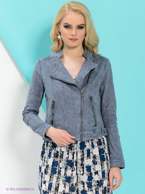 Куртка PEPE JEANS LONDON. Цвет: серо-голубой