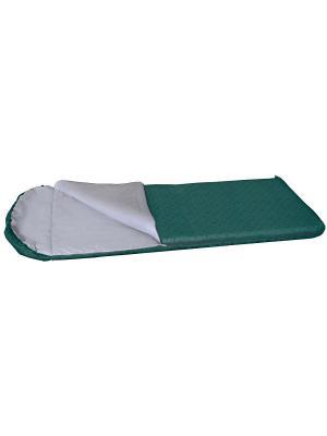 Спальный мешок-одеяло Карелия 450 Nova tour. Цвет: морская волна, белый