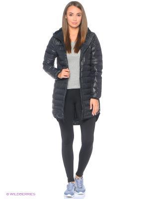 Куртка W NSW DWN FLL PRKA HD Nike. Цвет: черный