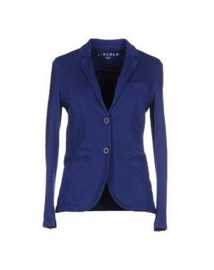 Пиджак CIRCOLO 1901. Цвет: темно-фиолетовый