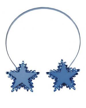 Ожерелье LISA C BIJOUX. Цвет: синий