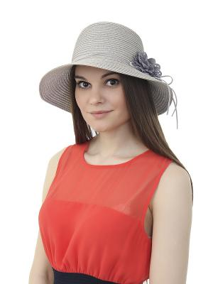 Шляпа Migura. Цвет: серый