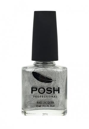 Гель-лак для ногтей Posh. Цвет: серебряный
