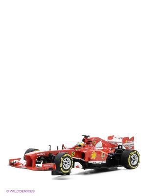 Машинка Ferrari F138 F.Alonso, No.3 CARRERA. Цвет: красный