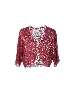 Пиджак CAILAN'D. Цвет: красно-коричневый