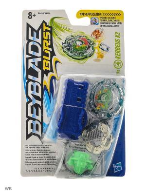 Бейблэйд: Волчок с пусковым устройством Hasbro. Цвет: зеленый