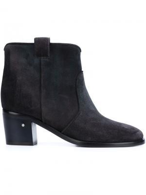 Ботинки Belen Laurence Dacade. Цвет: серый