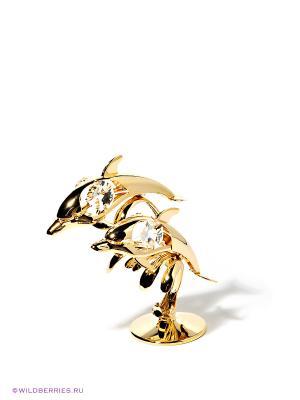 Фигурка Дельфины Юнион. Цвет: золотистый