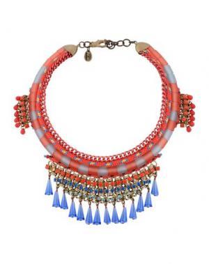 Ожерелье SVEVA. Цвет: красный