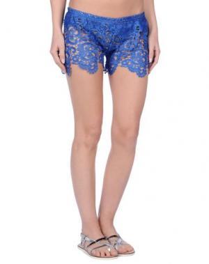Пляжные брюки и шорты F**K PROJECT. Цвет: синий