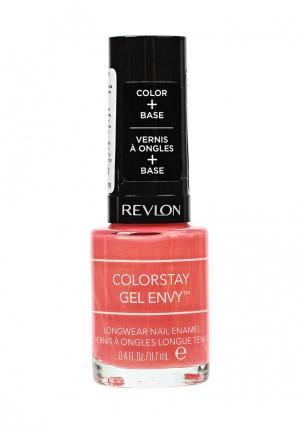 Гель-лак для ногтей Revlon. Цвет: коралловый