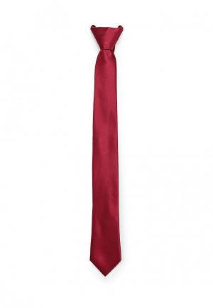 Галстук Stilmark. Цвет: бордовый