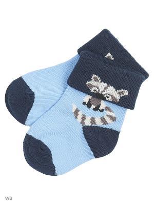 Носки MAXIMO. Цвет: синий, голубой