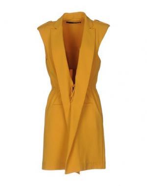 Легкое пальто ANNARITA N.. Цвет: охра