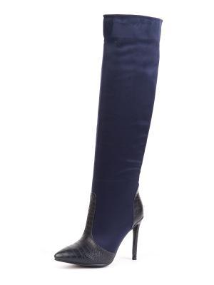 Сапоги SUMMERGIRL. Цвет: синий
