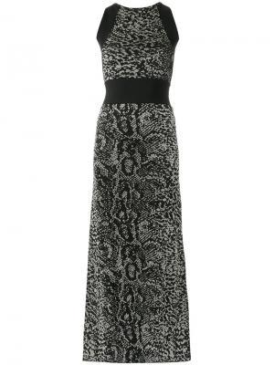 Knitted gown Cecilia Prado. Цвет: none
