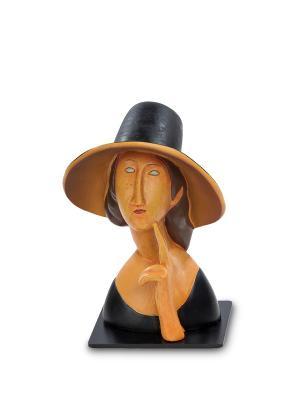 Cтатуэтка Жанна Эбютерн Амедео Модильяни (Museum.Parastone) Parastone. Цвет: коричневый