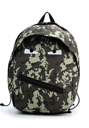 Рюкзак Zipit. Цвет: хаки