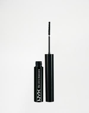 NYX Professional Makeup Тушь для ресниц Make-Up Skinny. Цвет: черный