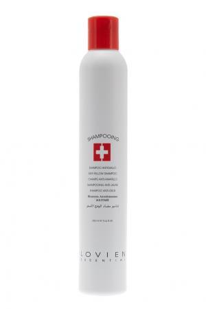 Шампунь против желтизны для седых/обесцвеченных волос, 250 ml LOVIEN ESSENTIAL. Цвет: multicolor