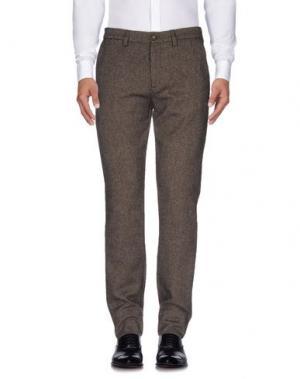 Повседневные брюки HARMONT&BLAINE. Цвет: черный
