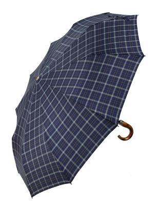 Зонт мужской Sponsa. Цвет: темно-синий