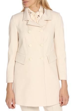 Пальто Dondup. Цвет: светло - розовый