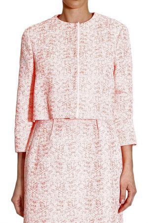 Куртка Christian Dior. Цвет: оранжевый