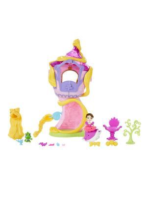 Игровой набор башня Рапунцель Hasbro. Цвет: розовый, желтый