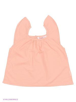 Блузка Modis. Цвет: бледно-розовый