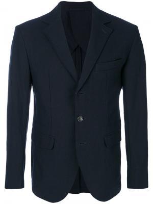 Пиджак в стиле casual Bellerose. Цвет: синий