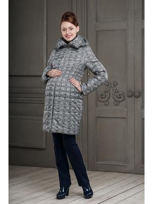 Пальто DIDILIYA. Цвет: оливковый