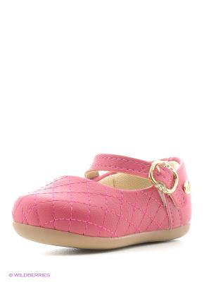 Туфли Klin. Цвет: розовый