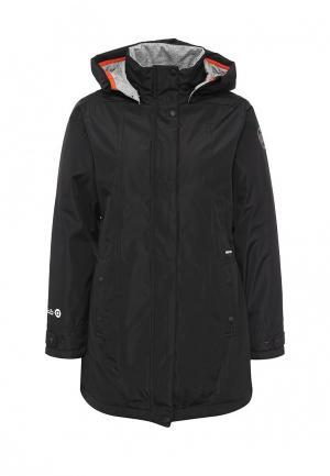 Куртка утепленная Torstai. Цвет: черный