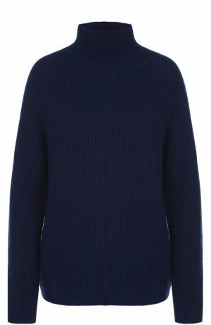Вязаный пуловер из кашемира FTC. Цвет: темно-синий