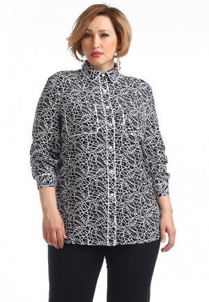 Блуза Averi. Цвет: разноцветный