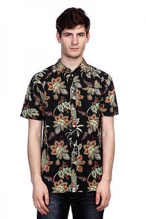 Рубашка  Perennial Oldy Woven Black Altamont. Цвет: черный
