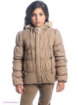 Куртка Stillini. Цвет: бежевый