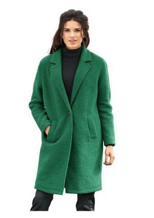 Пальто RICK CARDONA by Heine. Цвет: зеленый