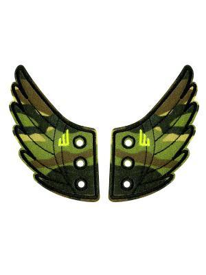 Декоративные крылья для кроссовок Wings for Shoes Donkey. Цвет: хаки