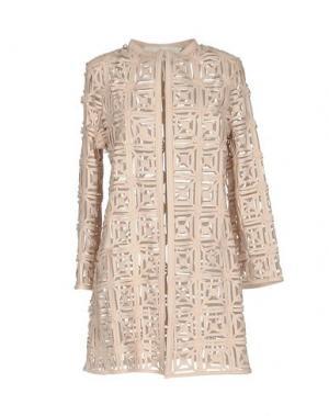 Легкое пальто CABAN ROMANTIC. Цвет: светло-розовый