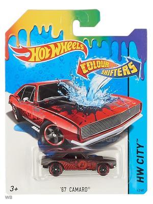 Машинка, изменяющая цвет Hot Wheels. Цвет: антрацитовый