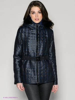 Куртка 18CRR81 CERRUTI. Цвет: темно-синий, черный