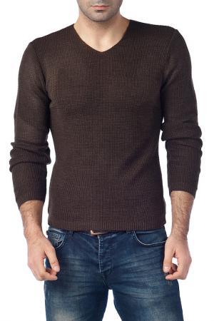 Пуловер Saint loren. Цвет: коричневый