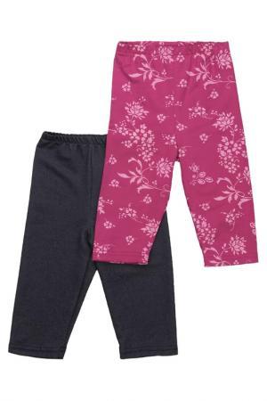 Комплект Веста. Цвет: розовый, синий