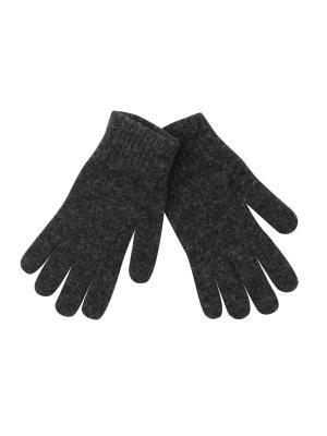 Перчатки Pulka. Цвет: темно-серый